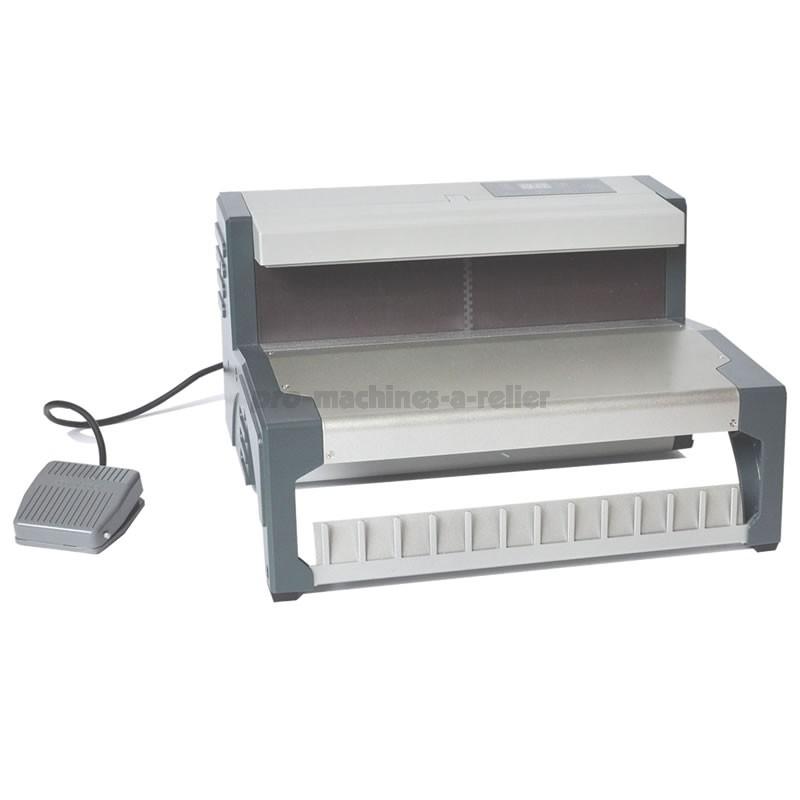 votre achat de machine relier lectrique ebi 320 r sys. Black Bedroom Furniture Sets. Home Design Ideas