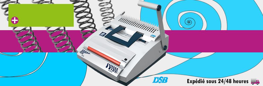 Machine à relier Dsb CC-320